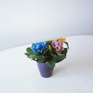 Cut off flower bouquet