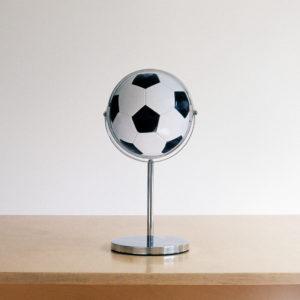 Mirror reflecting football